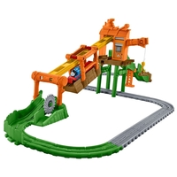 "Fisher-Price Стартовый набор ""Переправа на Туманном Острове"", серия Adventure, FBC60"