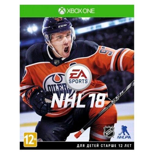 Игра для Xbox ONE NHL 18