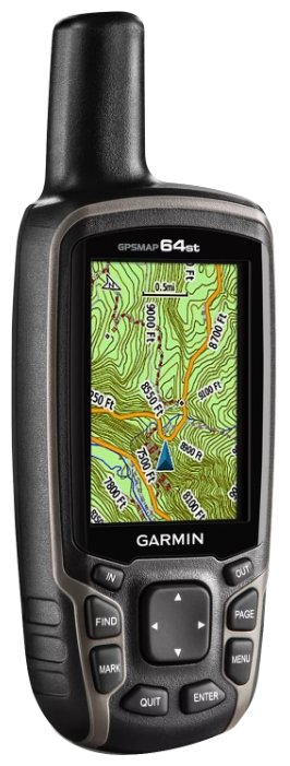 Garmin Навигатор Garmin GPSMAP 64st