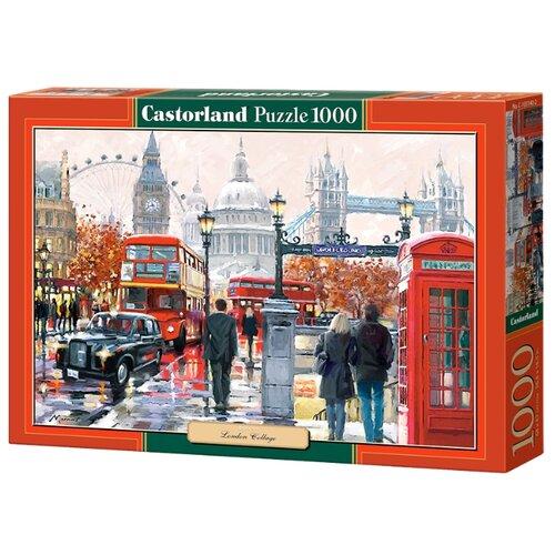 Купить Пазл Castorland London Collage (C-103140), 1000 дет., Пазлы