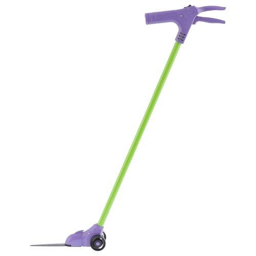 Садовые ножницы PALISAD 60865 зеленый/фиолетовый фото