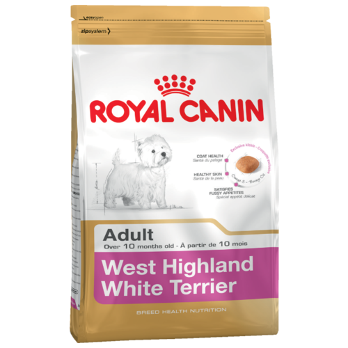 Корм для собак Royal Canin West Highland White Terrier Adult (1.5 кг)