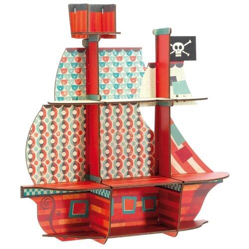 цена на 3D-пазл DJECO Пиратский корабль (03203)