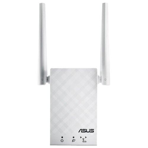 Wi-Fi точка доступа ASUS RP-AC55 серый wi fi адаптер asus usb ac56