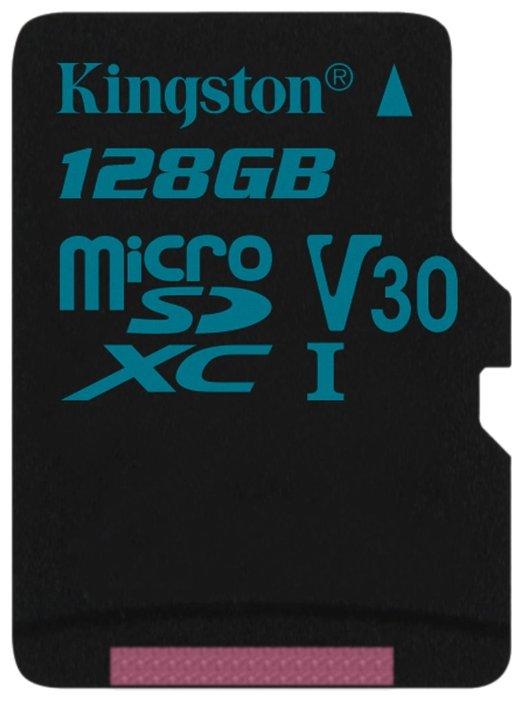 Карта памяти Kingston SDCG2/128GB