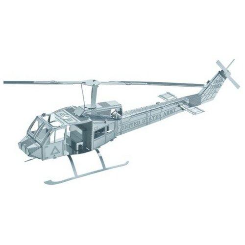 Сборная модель Educational Line 3D Metal Puzzle Вертолёт UH-1 Ирокез L (WZ-9826)Сборные модели<br>