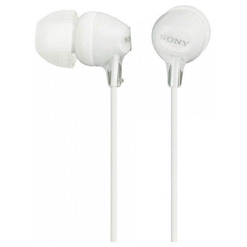 Купить Наушники Sony MDR-EX15LP белый