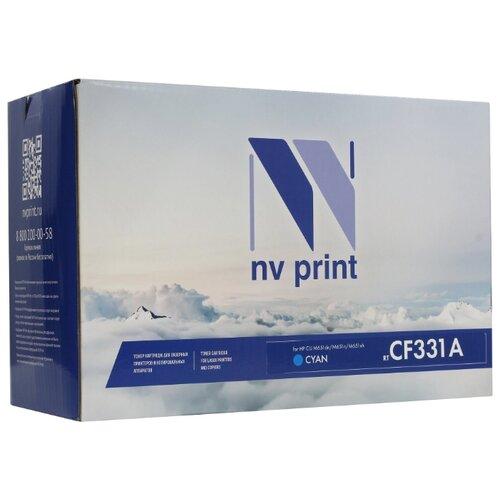 Фото - Картридж NV Print CF331A для HP, совместимый картридж nv print q7551x для hp совместимый