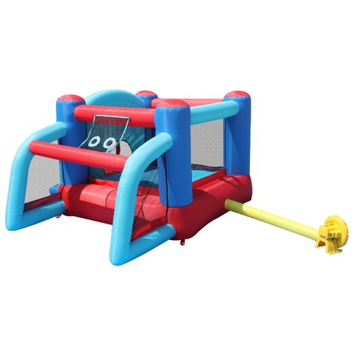 Надувной комплекс Happy Hop Футбол 9187