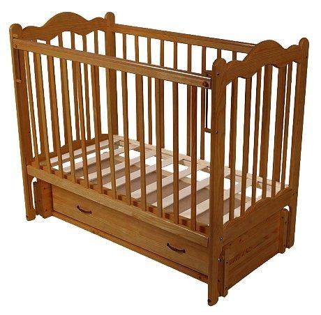 Кроватка Esperanza Merry Decor №06 (маятник продольный)