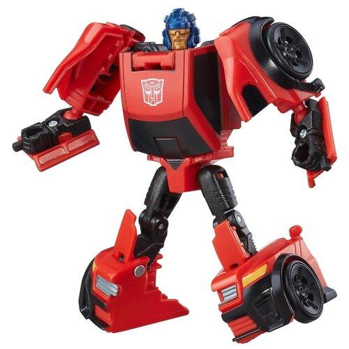 Трансформер Hasbro Transformers Роадберн. Войны Титанов Лэджендс (Трансформеры Дженерейшнс) C1102 красный цена 2017