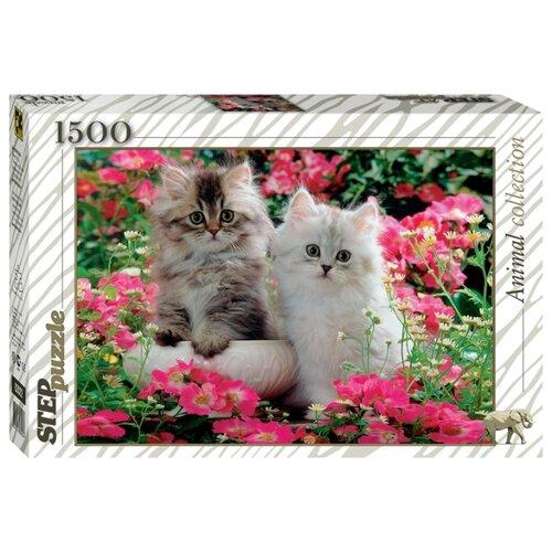 Купить Пазл Step puzzle Animal Collection Котята (83022), 1500 дет., Пазлы
