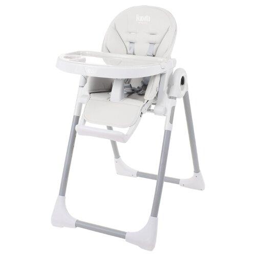 Стульчик для кормления Nuovita Grande bianco стульчик для кормления babys piggy розовый