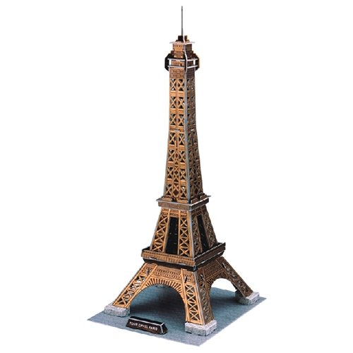 3D-пазл CubicFun Эйфелева Башня (C044h), 35 дет.