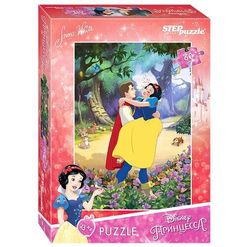Купить Пазл Step puzzle Disney Белоснежка - 2 (81160), 60 дет., Пазлы