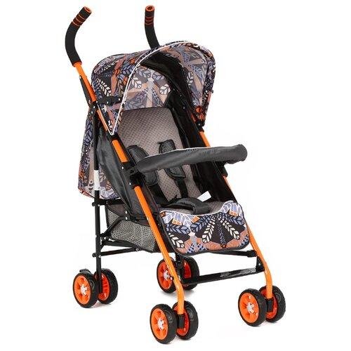Прогулочная коляска Glory 1105 оранжевый/черныйКоляски<br>
