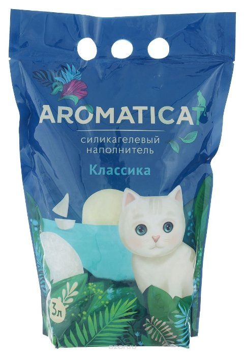 AromatiCat Силикагелевый Классика (3 л)