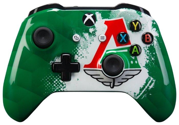 Microsoft Xbox One Wireless Controller FC Lokomotiv
