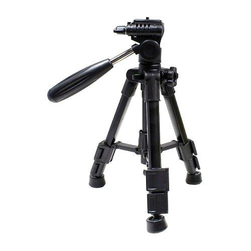 Фото - Штатив Jmary KP-2203 черный штатив для фото видеокамер напольный 800 2100мм jmary mt 75 черный