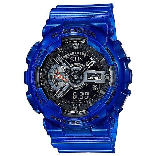 Наручные часы CASIO GA-110CR-2A наручные часы casio ga 110nc 2a