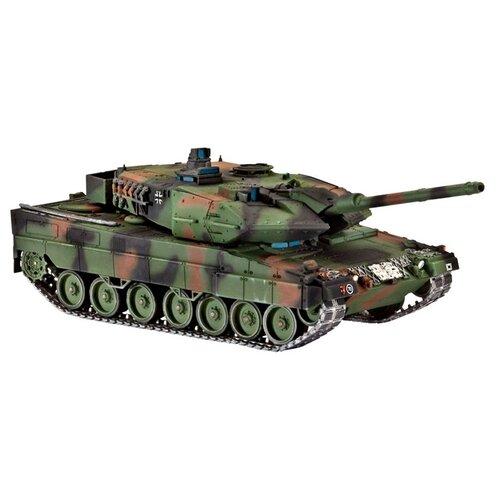 Купить Сборная модель Revell Leopard 2 A6/A6M (03180) 1:72, Сборные модели