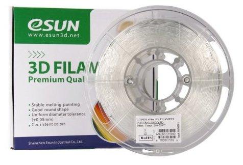 EFLEX(TPU) пруток ESUN 1.75 мм натуральный
