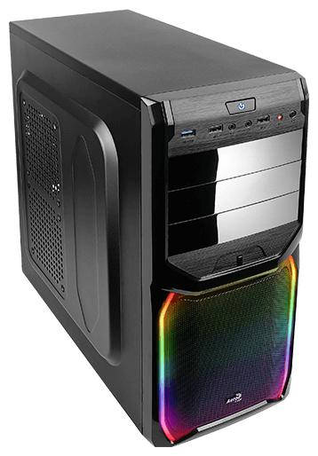 AeroCool Компьютерный корпус AeroCool V3X RGB Black