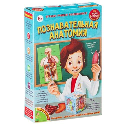 Купить Набор BONDIBON Познавательная анатомия (ВВ1836), Наборы для исследований