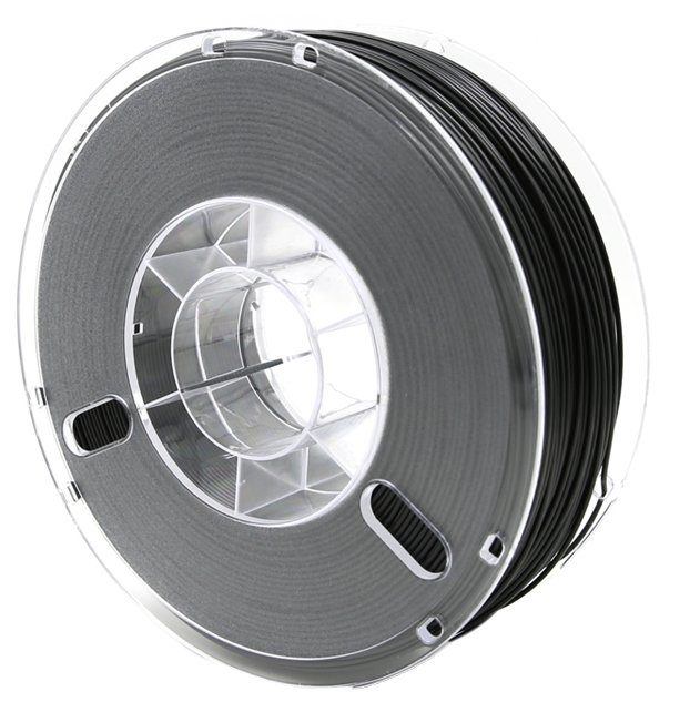 ABS Premium пруток Raise3D 1.75 мм черный 1 кг фото 1