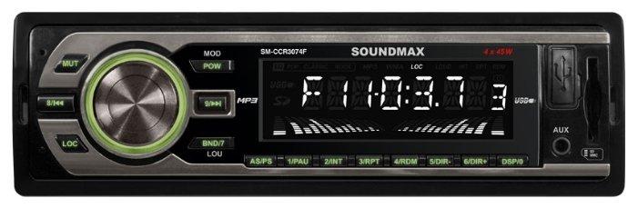 SoundMAX SM-CCR3074F