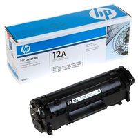 Тонер картридж HP 12A черный (2000стр.) Q2612A