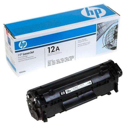 Картридж Canon Cartridge 703 / 7616A005 (HP Q2612A)
