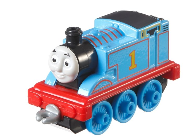 Fisher-Price Локомотив Томас, серия Collectible Railway, BHR65