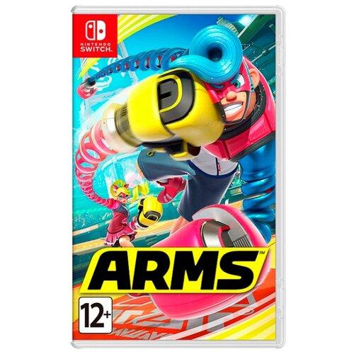 Игра для Nintendo Switch ARMS игра для nintendo switch zumba burn it up