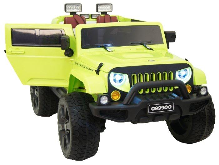 Eltreco Автомобиль Jeep Wrangler O999OO