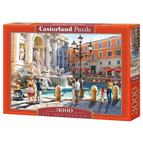 Пазл Castorland The Trevi Fountain (C-300389), 3000 дет. по цене 941