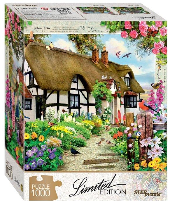 Пазл Step puzzle Limited Edition Английский коттедж (79800) , элементов: 1000 шт.