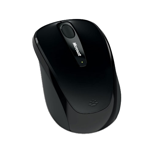 Мышь Microsoft Wireless Mobile Mouse 3500 Limited Edition Black USB