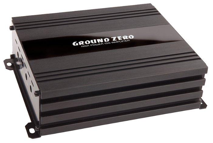 Автомобильный усилитель Ground Zero GZCS 4.60ISO