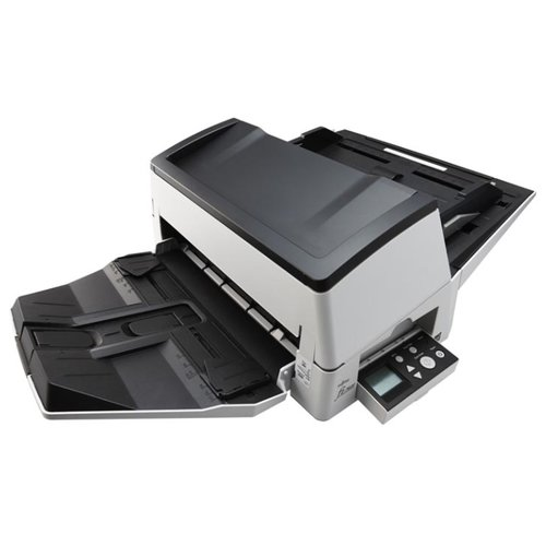 Сканер Fujitsu FI-7600 белый/черный