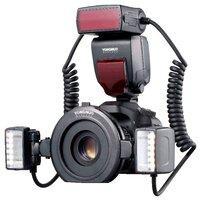 Кольцевая вспышка YongNuo YN-24EX Macro TTL для Canon