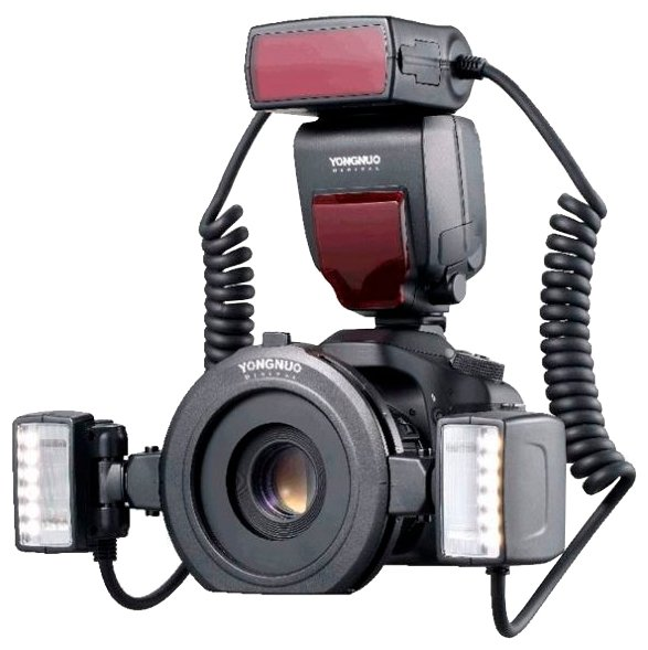 YongNuo Вспышка YongNuo YN-24EX Macro TTL for Canon