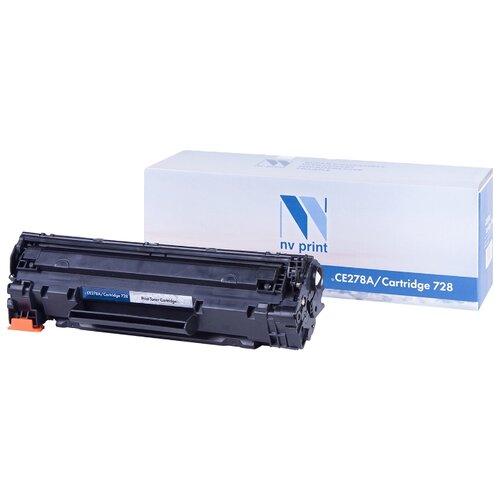 Фото - Картридж NV Print CE278A/728 для HP и Canon картридж nv print q7581a для hp
