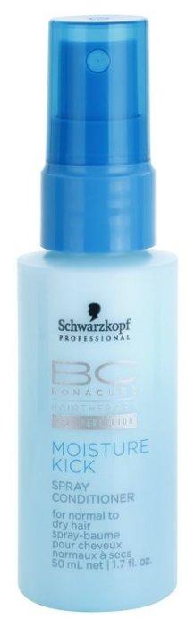 BC Bonacure Спрей-кондиционер для волос Moisture Kick Интенсивное увлажнение