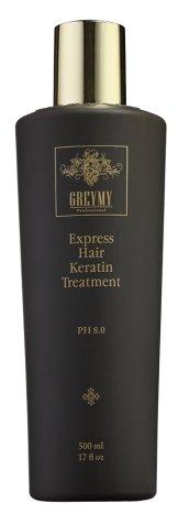 GREYMY Express Hair Keratin Treatment Экспресс кератиновый крем для волос