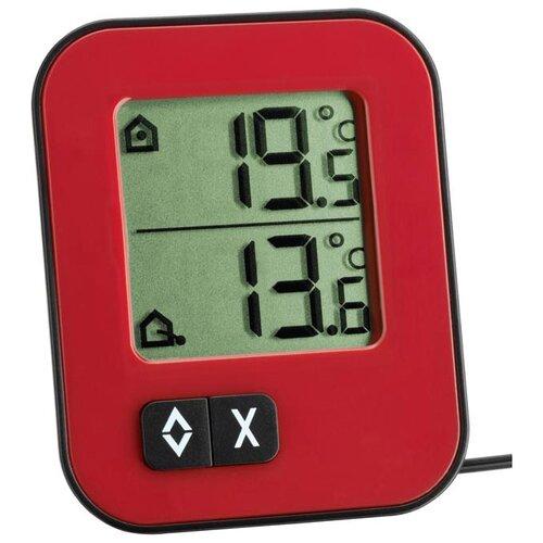 Термометр TFA 30.1043 красный / черный