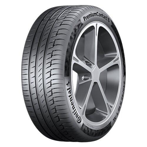 Автомобильная шина Continental PremiumContact 6 245/45 R18 96Y летняя