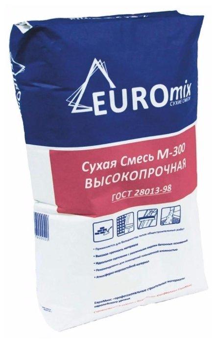 Пескобетон EUROmix М-300, 40 кг
