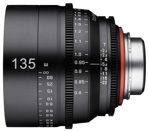 Объектив Xeen 135mm T2.2 Canon EF