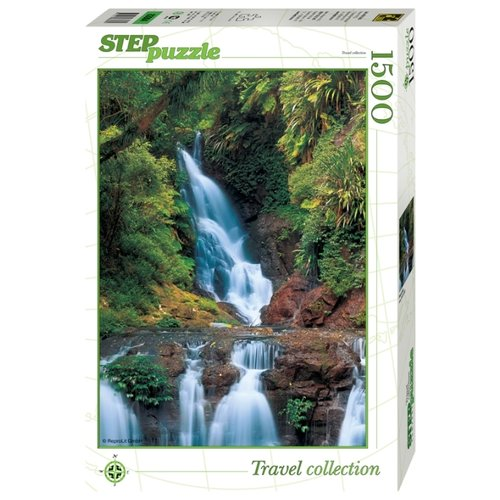 Пазл Step puzzle Travel Collection Водопад (83004), 1500 дет. пазл step puzzle travel collection водопад 83004 1500 дет